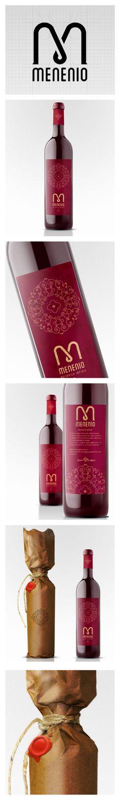 © Ilas® 2013 - Antonio D'amore / Docente Alessandro Leone #wine #branding #design maximum