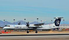 https://flic.kr/p/t9LJsW   N450QX Alaska Horizon  2013 Bombardier DHC-8-Q402 Dash 8 C/N 4452   Las Vegas - McCarran International Airport (LAS / KLAS) USA - Nevada January 28, 2015 Photo: Tomás Del Coro