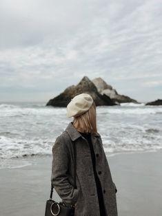 "bethatheka: ""Ocean Beach San Francisco, Ca "" Source by beach photoshoot Ocean Beach San Francisco, Winter Beach, Ocean Photography, How To Pose, Beachwear For Women, Beachwear Fashion, Mode Style, Mannequins, What To Wear"