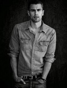 Theo James He's actually like perfection. Maybe I should just make a Theo James board.<<<< I did that a looooong time ago how can you not! Theo James, Theodore James, James 3, Pretty People, Beautiful People, Beautiful Boys, Under Your Spell, My Sun And Stars, Austin Mahone
