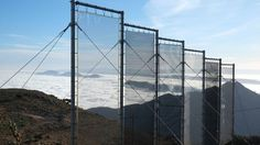 Giant nets harvest fog to solve water crisis in Morocco Read more Technology News Here --> http://digitaltechnologynews.com  For rural communities living around Mount Boutmezguida in Morocco's Anti-Atlas mountain range water is scarce and precious. It's one of the driest areas in the country and it's further affected by climate change.   However an NGO Dar Si Hmad teamed up with the German Water Foundation to install the world's biggest fog-harvesting project.   The 'CloudFisher' system is…