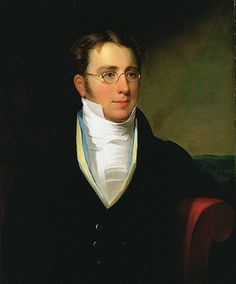"""Thomas Sully 1836 """"William Wagner"""""""