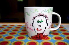 Having Fun at Home: Father's Day Mug for Kids to Make