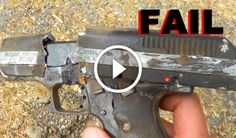 FUNNIEST GUN FAILS of ALL TIME – Don't Try This At Home #tactical #survival #military#offthegrid