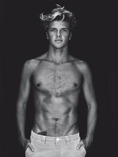 summertime, the season where it is completely exceptionable for goodlooking boys to be shirtless