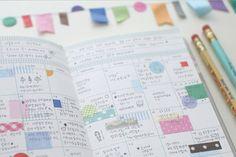 この画像は「毎日使うものだから。手帳は書き方だって可愛くおしゃれに♡」のまとめの16枚目の画像です。