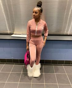 Cute Swag Outfits, Chill Outfits, Dope Outfits, Outfits For Teens, Pretty Outfits, Beautiful Outfits, Casual Outfits, Black Girl Fashion, Teen Fashion