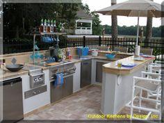 Best Outdoor Kitchen Design  Outdoor Kitchens  Outdoor Kitchen Alluring Best Outdoor Kitchen Designs Design Inspiration