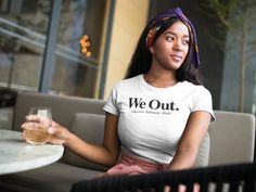 10 Black Girl Power Tees That'll Remind Everyone How Dope You Are - Essence Black Girls Power, Girl Power Tattoo, Way Of Life, Apparel Design, Amazing Women, Colorful Shirts, Black Women, Cool Outfits, Like4like