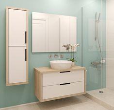 Picture of Modern bathroom interior. Bathroom Renos, Bathroom Renovations, Bathroom Interior, Small Bathroom, Bathroom Ideas, Serene Bathroom, Bathroom Updates, Gold Bathroom, Design Bathroom