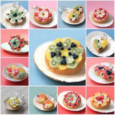 PetitPlat Handmade Miniature Food: Food Jewelry
