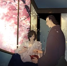 Sengoku Basara 戦国 BASARA 「桜が咲く頃」/「HwangBo」のイラスト [pixiv]