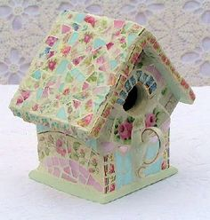 Google Image Result for http://blogs.friendscentral.org/mosaics/files/2009/03/mosaic-bird-house.jpg