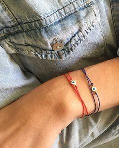 Dafne Lucky Eye Wrap Bracelet – Online Jewelry Boutique