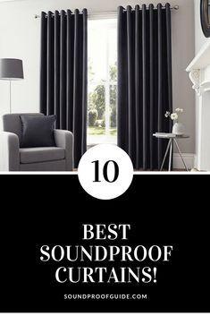 13 Inspiration Bedroom Curtains Design Ideas Sound Proof