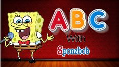 Learn ABCd song with SpongeBob SquarePants Nursery Rhymes Alphabet song abcdefghijklmnopqrstuvwxyz Alphabet Song For Kids, Alphabet Songs, Phonics Song, Spongebob Squarepants, Kids Songs, Nursery Rhymes, Toddlers, Childhood, Education