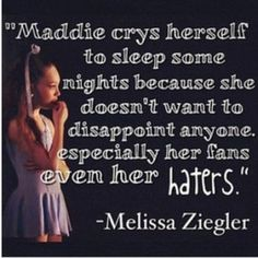 ♡ Hey everyone could you guys unblock madison Ziegler she's upset and I'm here to show everyone how much she means to me will you do the Same? And help stop the hate on our awesome maddie If you want to help put #StopTheHateOnMaddieZiegler thank you all for reading ♡