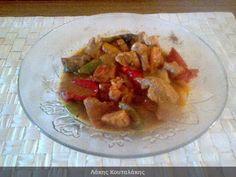 Συνταγές! Λάκης Κουταλάκης: Χοιρινή τηγανιά με μπύρα