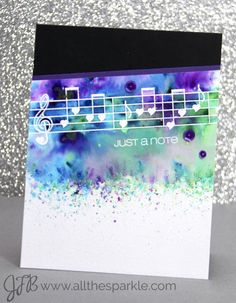 CAS-ual Fridays Stamps: Special Guest Designer: Jessica Frost-Ballas Day 1