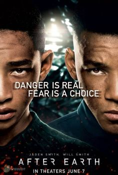 Poster – After Earth.