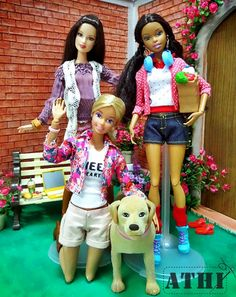 Barbie And Friends#1