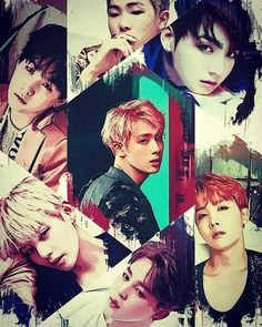 No one can beat them... #Bangtanboys#Army#BTS#ibighit#FanArt#Love them