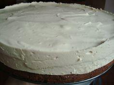 Tort cu crema de iaurt si ness - CAIETUL CU RETETE Feta, Dairy, Cheese