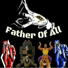 Father of All Fraternities Masonic Art, Masonic Lodge, Masonic Symbols, Masonic Order, Illuminati Conspiracy, Masonic Tattoos, Prince Hall Mason, Father's Day
