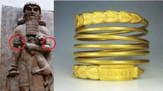BLESTEMUL AURULUI GETIC – Vatra Stră-Rumînă Ancient Jewelry, Ancient Artifacts, Weird World, Ancient History, Romania, Cool Stuff, Mystery, Greek, Gold