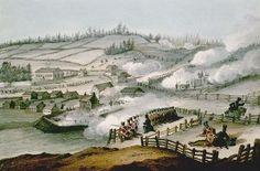 25 novembre 1837 : Les Patriotes combattent à Saint-Charles http://jemesouviens.biz/?p=3560