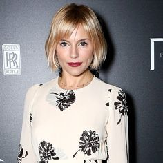 Looking for the best way to bob hairstyles 2019 to get new bob look hair ? It's a great idea to have bob hairstyle for women and girls who have hairstyle way. You can get adorable and stunning look with… Continue Reading → Sienna Miller Bob, Cool Haircuts, Cool Hairstyles, Short Hair Cuts, Short Hair Styles, Soft Bangs, Fine Hair Bangs, Choppy Bangs, Chin Length Hair