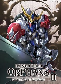 'Mobile Suit Gundam: Iron-Blooded Orphans' Debuts First 2nd Season Anime DVD/BD Artwork