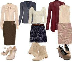 """Skirting the Issue"" by acade on Polyvore"
