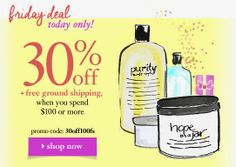 The Beauty Pirate: Today only- 30% off at Philosophy!