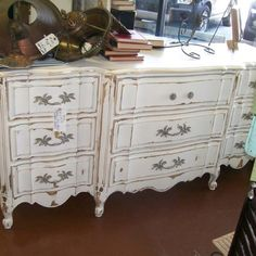 French furniture .... You can never go wrong!
