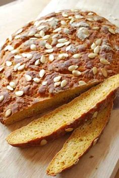 Pan de calabaza casero