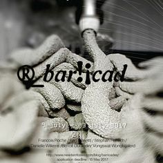 Barricade is a robotic, scripting and fabrication workshop taking place next summer in Thailand/Bangkok