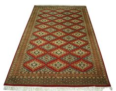 New Hand knotted Persian Carpet 4 039 039 Persian Tribal Wool Carpet Area Rug
