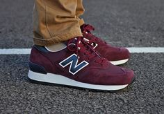 #NewBalance M670SBN Made in England #Sneakers