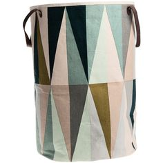 Spear laundry basket by Ferm Living.