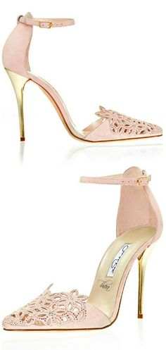 Trendy High Heels Inspiration Elegant Blush Heels - #Heels https://talkfashion.net/shoes/heels/trendy-high-heels-inspiration-elegant-blush-heels/