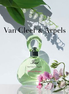 First Premier Bouquet Van Cleef & Arpels Love this one during spring and summer so much :-)