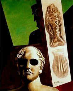 portrait of apollinaire by giorgio de chirico para el marqués de sade de apollinaire (http://www.ivanluna.com.ar/post/86298374699/sin-intencion-de-novelar-una-biografia-detallada)