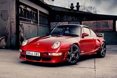 1996 RUF 993 Turbo R