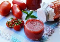 SUC DE ROSII PENTRU IARNA Canning Pickles, Romanian Food, Cantaloupe, Panna Cotta, Pudding, Ethnic Recipes, Desserts, Mai, Sauces