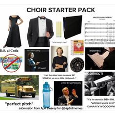 #Choir #StarterPack -@gmx0 #BaptistMemes #BaptistMemesClub