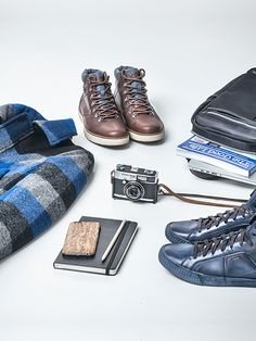 Shoes and Clothes for Men | Geox