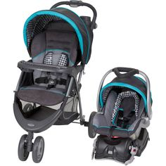 Baby Trend Expedition EZ Ride 5 Travel System Car Seat Stroller Infant Toddler…