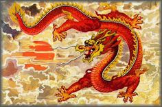 El Dragón Chino