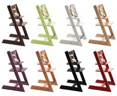 5+ Eco-friendly High Chairs for Your Munching Baby | Inhabitots